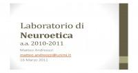 2010-2011-Neuroethics Seminar