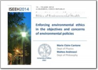 2013-2014-Enforcing Environmental Ethics